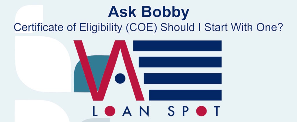 """What is a COE Certificate of Eligibility & Should I Start With One?"""