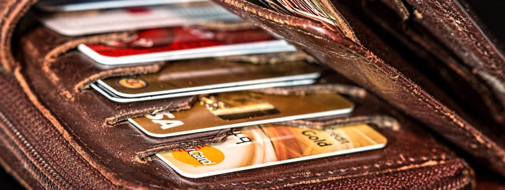 Credit card debt and DTI